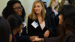 Students participate in the Undergraduate Business Symposium