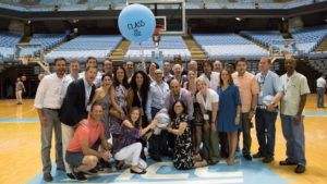 UNC Kenan-Flagler 2018 Alumni Reunion with the class of 2002