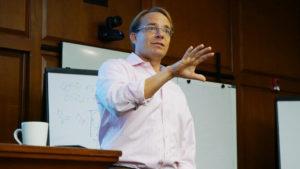 Professor Christian Lundblad Of UNC Kenan-Flagler