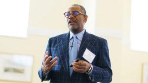 Professor Jim Johnson of UNC Kenan-Flagler