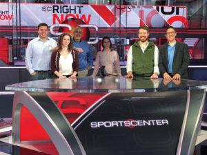 STAR Students at ESPN