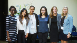 CWIB Leaders and Organizers at UNC Kenan-Flagler