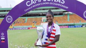 Brianna Pinto of UNC Kenan-Flagler