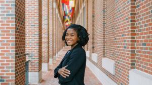 Brianna Pinto UNC Kenan-Flagler Undergraduate Student at McColl