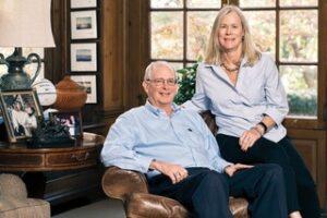 Steve and Debbie Vetter