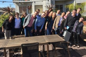 Adams Apprentices visit Tilt in San Francisco – UNC Kenan-Flagler Business School