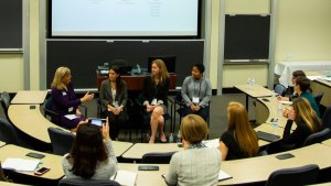 Carolina Women in Business Conference panel