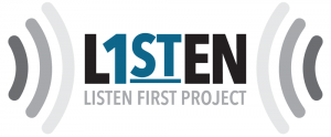 Listen First Project logo