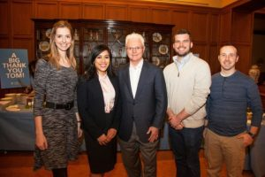 UNC Kenan-Flagler Business School - Donor Impact - MBA fellowship recipients