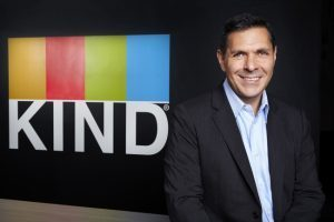 Daniel Lubetzky, founder and CEO of KIND Snacks (Photo: KIND Snacks)