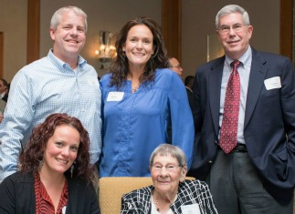 Ann Goodno and family - UNC Kenan-Flagler Business School