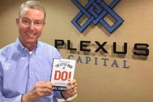 "UNC Kenan-Flagler Business School alum Kel Landis, author of ""The Little Book of Do"""